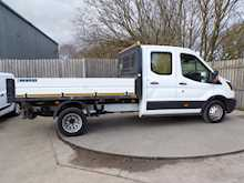 Ford Transit 350 Crewcab 1 stop tipper euro 6 - Thumb 2