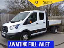 Ford Transit 350 Crewcab 1 stop tipper euro 6 - Thumb 0