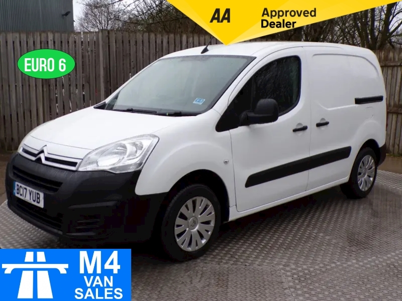 Citroen Berlingo BlueHDi 625 1.6 Enterprise L1 Euro 6  A/C Image 1