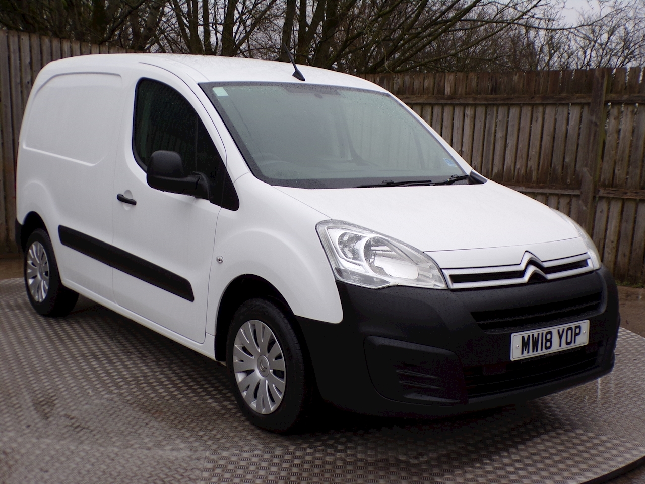 Citroen Berlingo BlueHDi 1.6 Enterprise A/C EURO 6