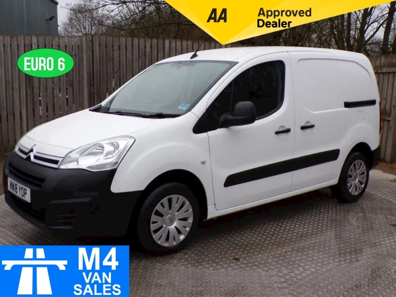 Berlingo BlueHDi 850 Enterprise L1 Panel Van 1.6 Manual Diesel