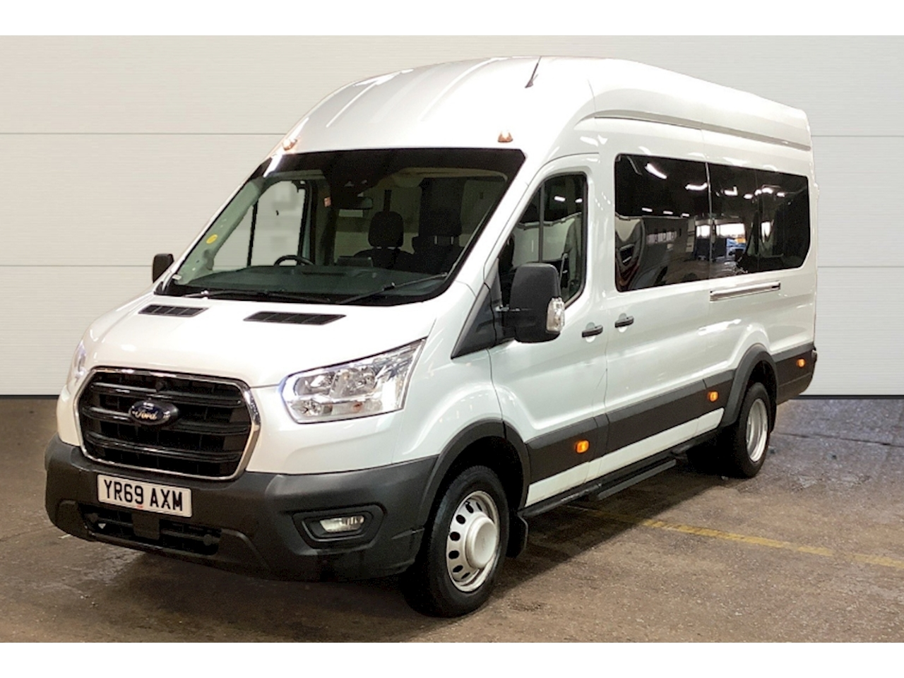 Ford Transit 460 EcoBlue Leader Trend with A/C