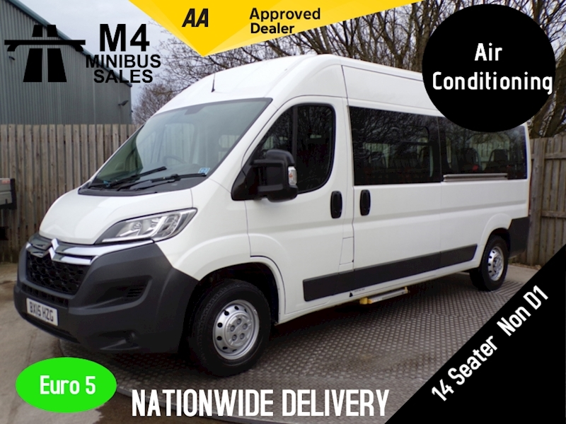 Citroen Relay HDi 35 Enterprise L3 14 SEATER Image 1