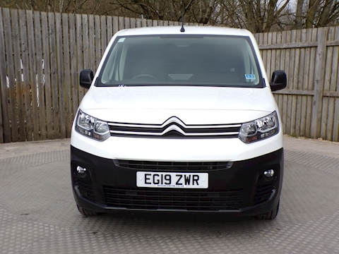 Berlingo 650 Enterprise Euro 6 **NO VAT** Panel Van 1.5 Manual Diesel