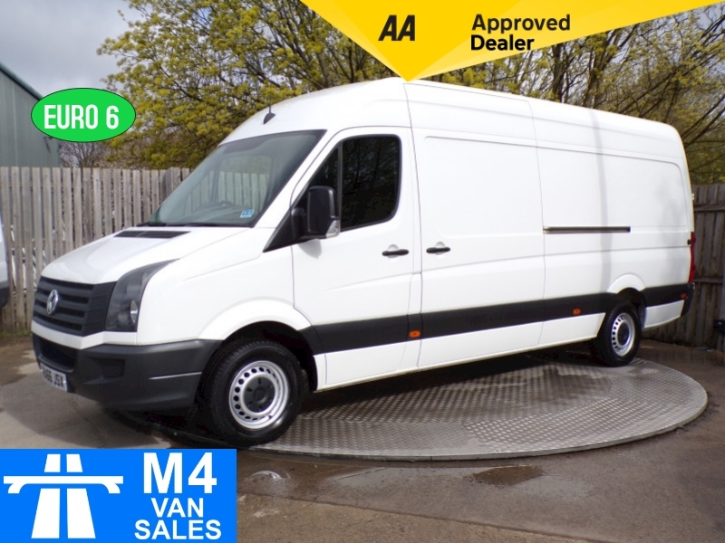 Volkswagen Crafter Cr35 Tdi LWB High Roof EURO 6 Image 1