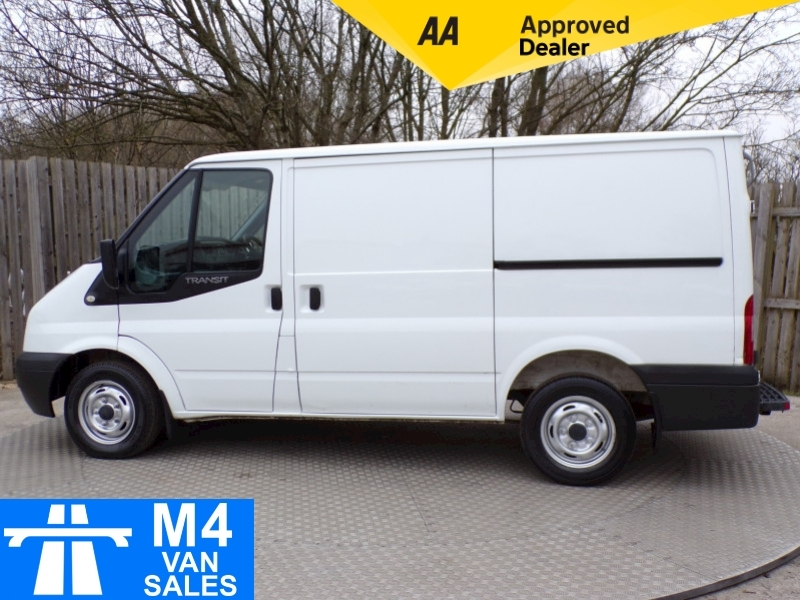 Ford Transit 300 Low Roof SWB Image 1