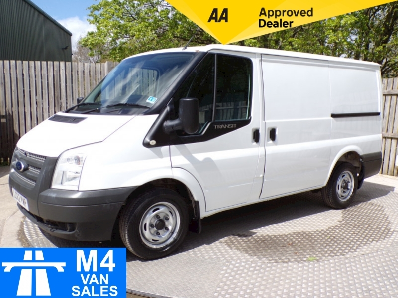 Ford Transit 300 Low Roof Image 1