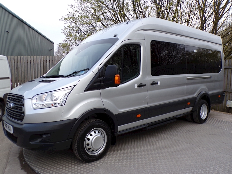 Ford Transit 460 Trend H/R L4 MINIBUS A/C EURO 6 Image 1