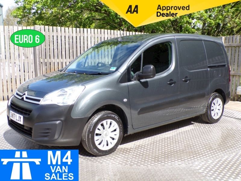 Citroen Berlingo 625 Enterprise L1 SWB A/C Euro 6 Image 1