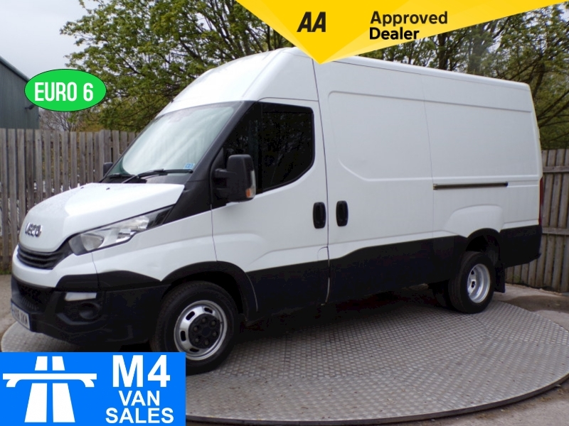 Iveco Daily 35C18 3.0 MWB High Roof Euro 6 Image 1