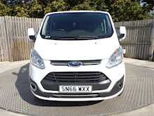 Ford Transit Custom Crew Van SWB Ltd Euro 6 - Thumb 2