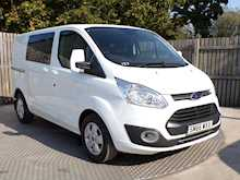 Ford Transit Custom Crew Van SWB Ltd Euro 6 - Thumb 3