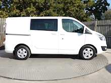 Ford Transit Custom Crew Van SWB Ltd Euro 6 - Thumb 4