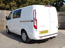 Ford Transit Custom Crew Van SWB Ltd Euro 6 - Thumb 7