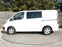 Ford Transit Custom Crew Van SWB Ltd Euro 6 - Thumb 8