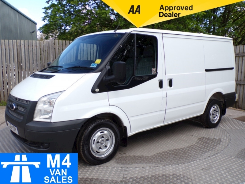 Ford Transit 300 Low Roof SWB Twin Side Doors Image 1