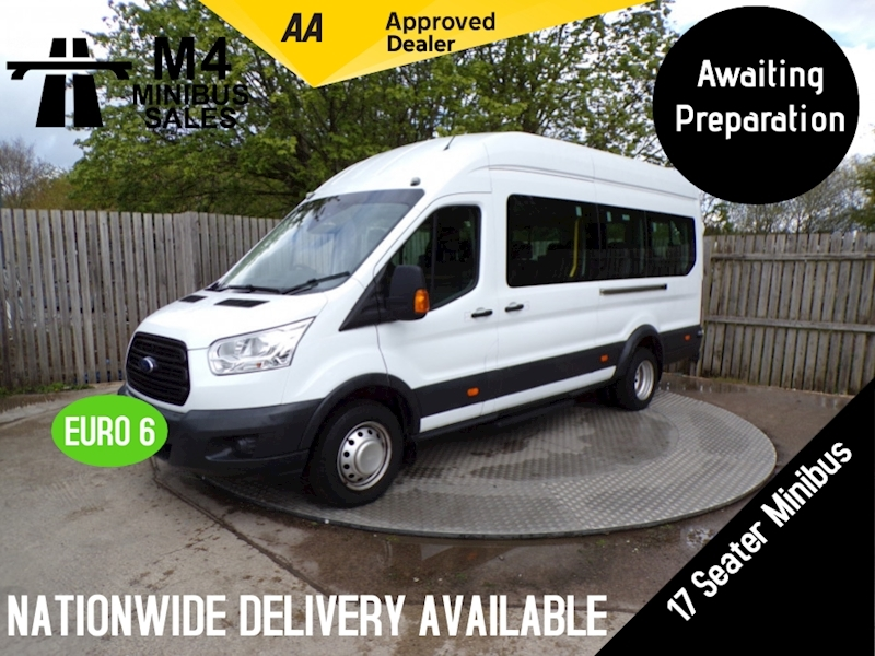 Ford Transit 460 Trend Minibus 17 seater 155ps Image 1