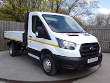 Ford Transit 350 LEADER S/C Tipper 1 Stop Body Euro6 - Thumb 3