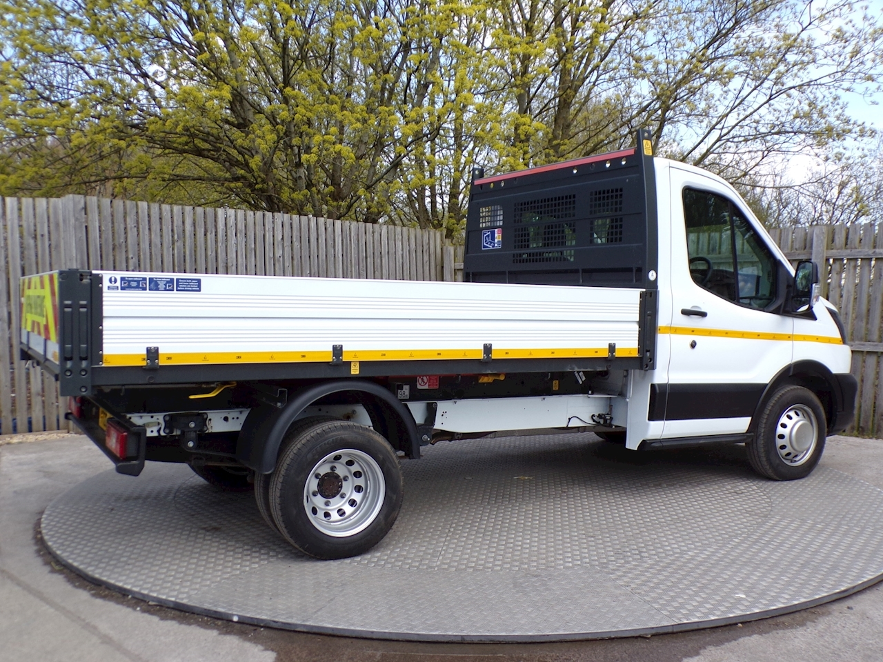 Ford Transit 350 LEADER S/C Tipper 1 Stop Body Euro6