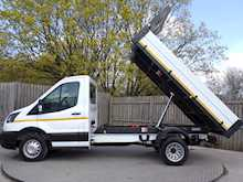 Ford Transit 350 LEADER S/C Tipper 1 Stop Body Euro6 - Thumb 11