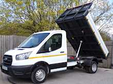 Ford Transit 350 LEADER S/C Tipper 1 Stop Body Euro6 - Thumb 12