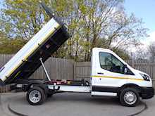 Ford Transit 350 LEADER S/C Tipper 1 Stop Body Euro6 - Thumb 14