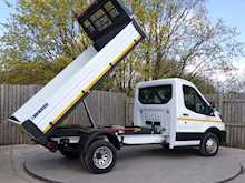 Ford Transit 350 LEADER S/C Tipper 1 Stop Body Euro6 - Thumb 15