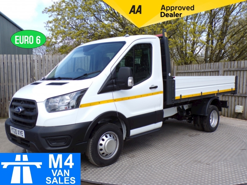 Ford Transit 350 LEADER S/C Tipper 1 Stop Body Euro6 Image 1