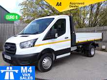 Ford Transit 350 LEADER S/C Tipper 1 Stop Body Euro6 - Thumb 0