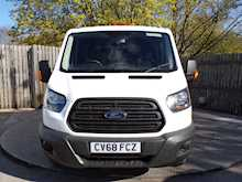 Ford Transit 350 Crewcab Tipper 1 Stop Body Euro 6 - Thumb 2
