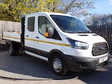 Ford Transit 350 Crewcab Tipper 1 Stop Body Euro 6 - Thumb 3