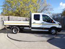 Ford Transit 350 Crewcab Tipper 1 Stop Body Euro 6 - Thumb 4