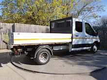 Ford Transit 350 Crewcab Tipper 1 Stop Body Euro 6 - Thumb 5