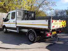 Ford Transit 350 Crewcab Tipper 1 Stop Body Euro 6 - Thumb 7