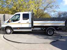 Ford Transit 350 Crewcab Tipper 1 Stop Body Euro 6 - Thumb 8