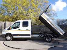 Ford Transit 350 Crewcab Tipper 1 Stop Body Euro 6 - Thumb 9