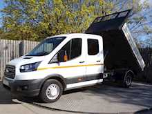 Ford Transit 350 Crewcab Tipper 1 Stop Body Euro 6 - Thumb 10