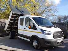 Ford Transit 350 Crewcab Tipper 1 Stop Body Euro 6 - Thumb 11