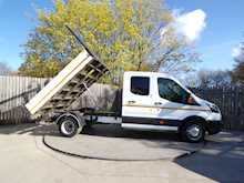 Ford Transit 350 Crewcab Tipper 1 Stop Body Euro 6 - Thumb 12