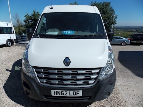 Master Lm35 Dci Panel Van 2.3 Manual Diesel NO VAT