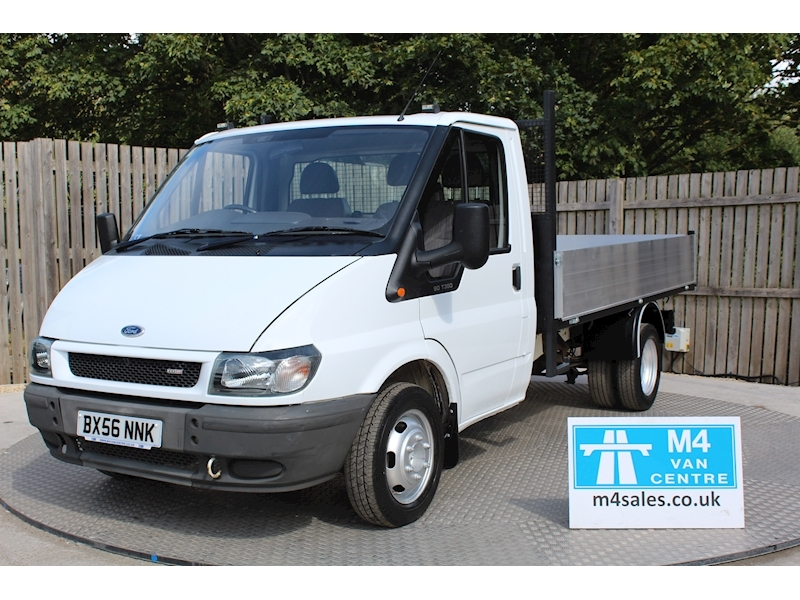 Ford Transit 350 Tipper 100PS WITH NEW BODY Image 1