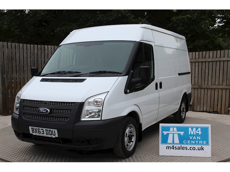 Ford Transit 280 MWB M/R 100ps Image 1
