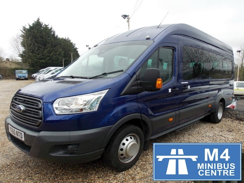 Ford Transit 135ps, 17seat Trend,Euro 6,Psv Image 1