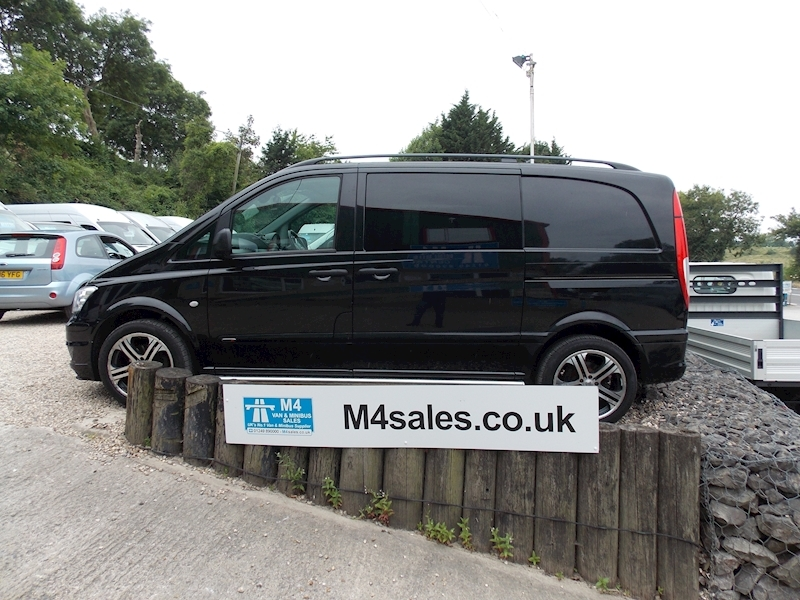 Mercedes 122 Vito 122 Cdi Sport-X Compact Dualiner Image 1