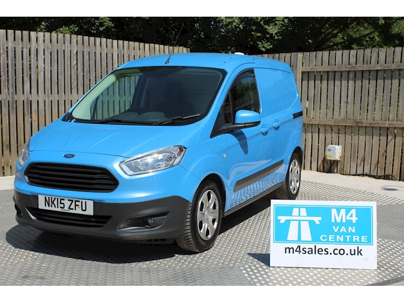 Ford Transit Courier Trend Tdci Image 1