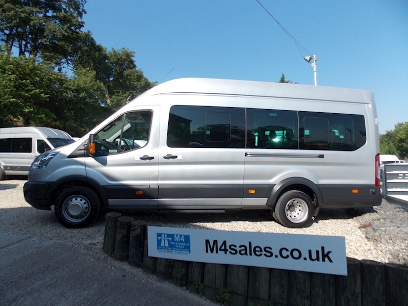 Ford Transit 135ps,17 seat Trend minibus,tacho Image 1