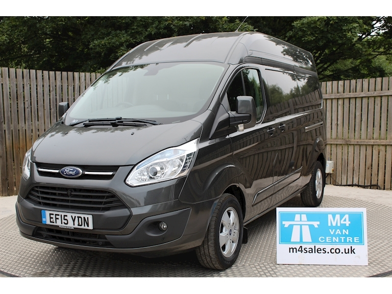 Ford 290 Transit Custom 290 Limited H/R LWB 125PS Image 1