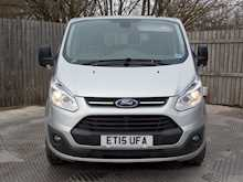 Ford Tourneo Custom 9 Seat L2 Zetec - Thumb 2