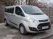 Ford Tourneo Custom 9 Seat L2 Zetec - Thumb 3
