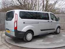 Ford Tourneo Custom 9 Seat L2 Zetec - Thumb 5